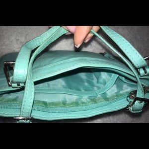 Wilsons Leather Bags - WILSON LEATHER PURSE MAXIMA LOCK&KEY